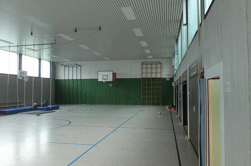 Turnhalle der Gemeinschaftsgrundschule