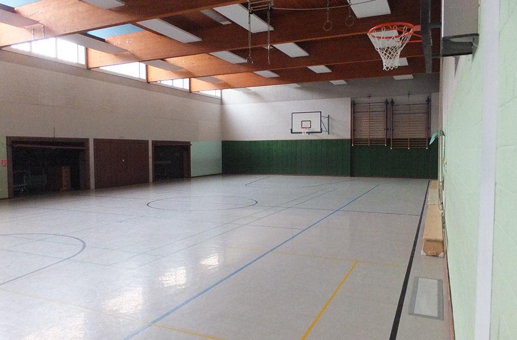 Turnhalle der Katholischen Grundschule Merl