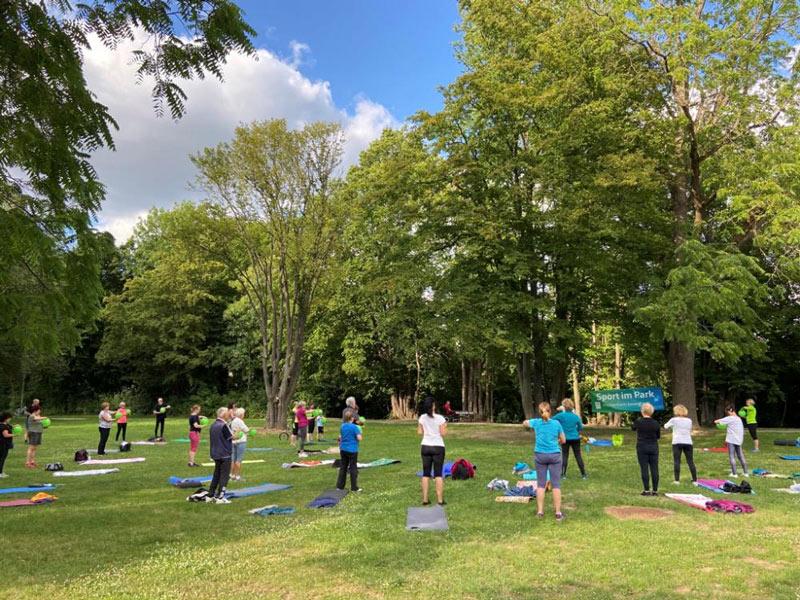 """Meckenheim bewegt sich nun im zweiten Jahr bei """"Sport im Park"""""""